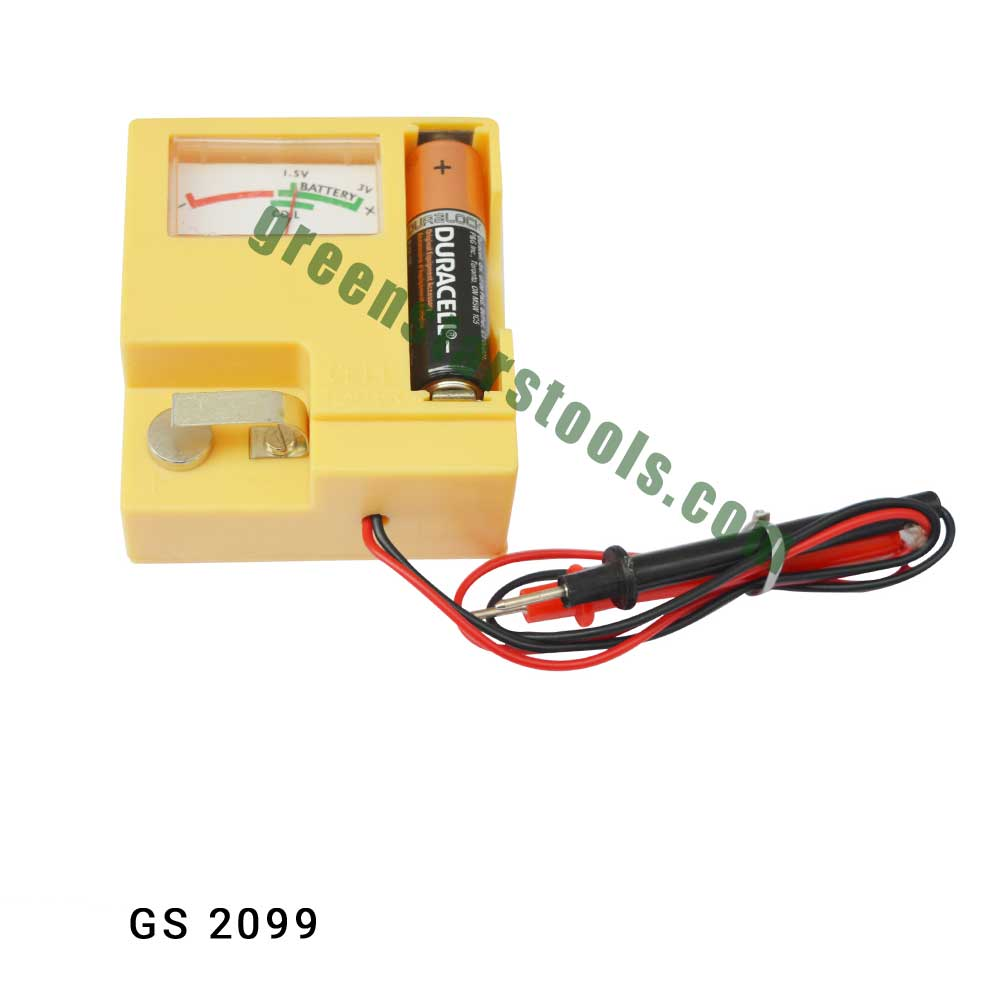 Watch Battery Tester Demagnitizer Electronic Line Free Machine Simple Crystal