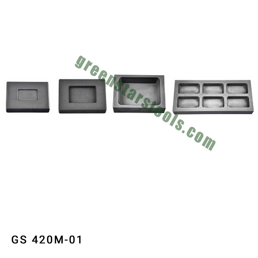 Jewelry Reversible Ingot Mould   Combination Ingot And Wire